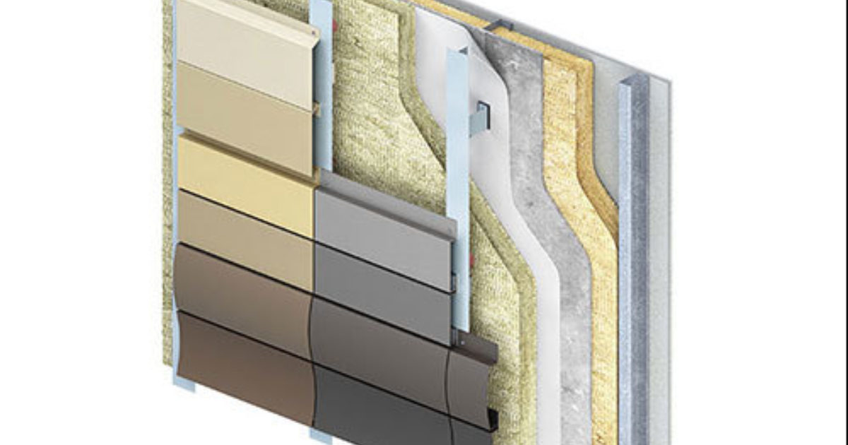 Anvil Metal Cladding Systems | Taylor Maxwell